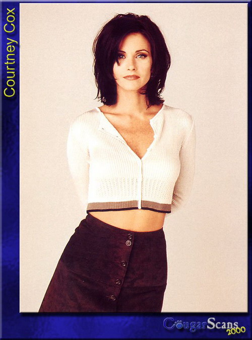 Фото Courteney Cox